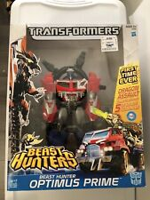 Transformers Prime Beast Hunters Optimus Prime Dragon Assault New