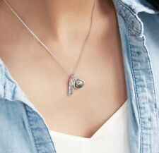 Chloe and Isabel 'Brave' Charm Necklace - N424 - NEW