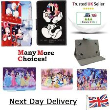 Mickey Minnie Mouse Disney Kids Covers Samsung Galaxy Tab S S2 S3 S4 Tablet Case