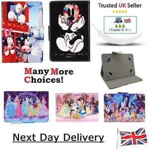 Mickey Minnie Mouse Disney Frozen Kids Cover Samsung Galaxy Tab A ~ Tablet Case
