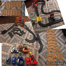 Geotrax  Disney Cars (2 sets plus extra tracks)