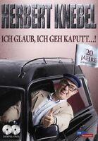 "HERBERT KNEBEL ""20 JAHRE HERBERT KNEBEL"" 2 DVD NEU"