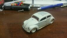 MAISTO 1/60 VW VOLKSWAGEN BEETLE CUSTOM 2006 TOY FAIR VERY GOOD VINTAGE