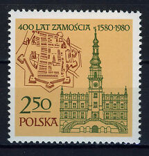 POLONIA/POLAND 1980 MNH SC.2384 Zamosc,400th