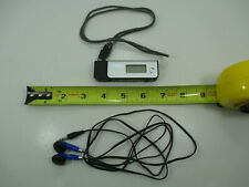 Dell Dj Ditty 512Mb Mp3 Player with Fm Radio Tuner Head Phone Jack and Lanyard