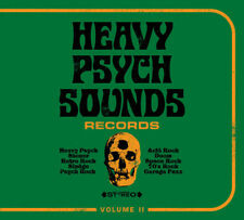 Various Artists - Heavy Psych Sounds Sampler Ii / Various [New CD]