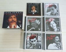 COFFRET 5 CD SELECTION DU READER'S DIGEST JEAN FERRAT 1961 1971 102 TITRES