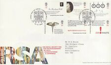 GB Stamps First Day Cover 250th Anniv. of Royal Society of Arts SHS House 2004