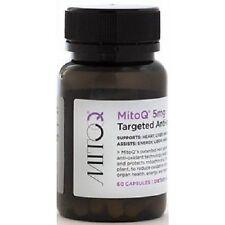 MitoQ 5mg Capsules 60