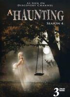 A Haunting: Season 4 [New DVD]