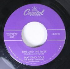 Soul 45 Nat King Cole - Time And The River / Whatcha' Gonna Do On Capitol