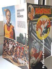 fumetto MANDRAKE_albi del vascello n.91_1979 originale + Adesivi BILLY SPORT
