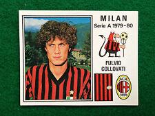 CALCIATORI 1979-80 79-1980 n 176 MILAN COLLOVATI , Figurina Panini NEW