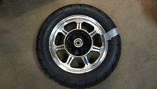 1993 Kawasaki Vulcan EN 400 K318-1. rear wheel rim 15in