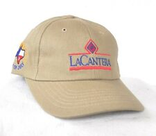 *LA CANTERA GOLF CLUB* TEXAS FITTED Stretch fit HAT CAP *TEXACE* made in USA