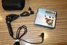 Sony MD MZ n505 azul MiniDisc Player/grabador (88) + Remote