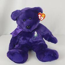 Ty Beanie Buddies Bear Princess
