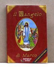 IL VANGELO DI MARCO [Libro, Raffaelo editore]