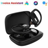 Wireless Bluetooth Headset 5.0 TWS  Earphones Earbuds Headphones Stereo Ear Hook