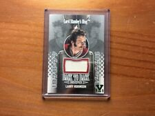 2013-14 ITG Back to Back Cups BBC-10 Larry Robinson 2015-16 The Vault 1 of 1!