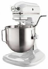 Kitchenaid KPM5 Mixer White