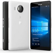 Microsoft Lumia 950 XL Dual-SIM 20MP 5.7' 4G (FACTORY UNLOCKED) 32GB Phone White