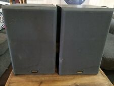 YAMAHA NS-A635A PAIR OF SPEAKERS 3-WAY 140 W
