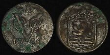 "NETHERLANDS VOC (ZEELAND) - 1754 Duit - So-called ""New York Penny"" #2"