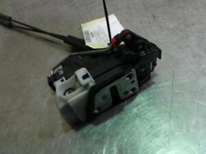 KIA CERATO RIGHT FRONT DOOR LOCK, TD, SEDAN/HATCH, 01/09-03/13 09 10 11 12 13