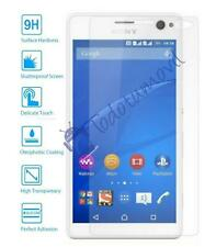 Tempered glass screen protector film for Sony Ericsson Xperia C4 Genuine