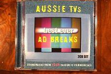 Aussie TV's Best Ever Ad Breaks - 1999 CD Australia, Very Good, # 724352174324