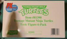 New ListingPlaymates Sdcc 2020 Retro Rotocast 6-Pack Teenage Mutant Ninja Turtles