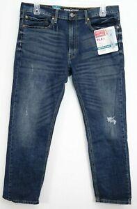 New Signature by Levi Strauss Mens S47 Slim Flex Stretch Denim Jeans 36 x 30