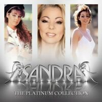 "SANDRA ""PLATINUM COLLECTION"" 3 CD NEW"