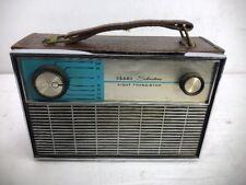 SEARS Silvertone Eight Transistor 6219 Radio