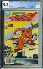 Flash # 1 CGC 9.8 WP HTF  newsstand Copy