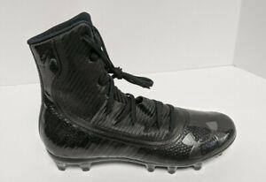 UA Highlight MC Black Football Cleat 3000117-001