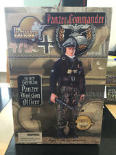 "La seconde guerre mondiale 1/6 Ultimate Soldier German Panzer Tank Commander 12"" Figure Dragon Story"