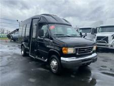 2006 Ford Econoline Commercial Cutaway Shuttle 14Pass Rv Limo Church 5.4Liter