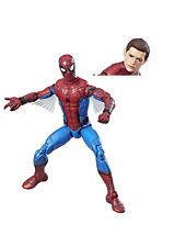 Marvel Legends Spider-Man Homecoming Tech Stark Web Wings W/ TOM HOLLAND HEAD