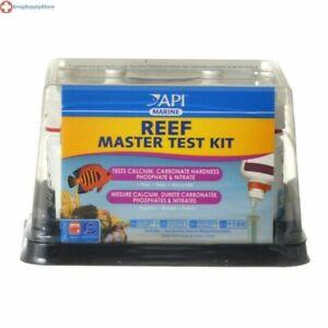 LM API Reef Master Test Kit