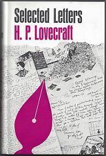 Arkham House- Selected Letters II by H.P. Lovecraft (1968) 1st ed. HC/dj  *NEW*