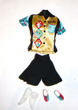 Barbie Fashion Bowling Outfit Costumes For Barbie Dolls hf11