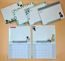 More details for 2022 monthly memo board wall calendar family organiser white board with pen