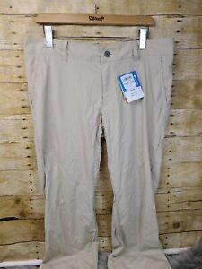 Columbia Omni-Shade Mumbal Mover III hiking pants Women's 14 Regular #W
