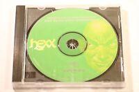 RARE PC GAME -- HEXX --  CD-ROM -- WINDOWS 95 -- BY PSYGNOSIS LTD & SONY --1995