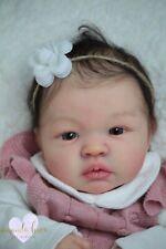Realistic, Lifelike, Newborn, Baby Girl Reborn Doll 'Shyann' by Bountiful Baby