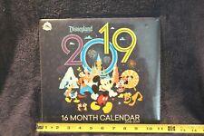 Lot of New Sealed Disneyland 16 Month Calendars 2014-2019 Mickey & Friends