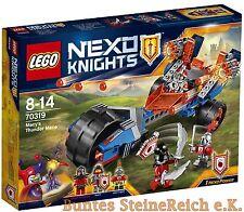 LEGO® NEXO KNIGHTS™: 70319 Macys Donnerbike ! NEU & OVP !