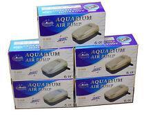 5-Lot Aquarium Fish Tank Oxygen Air Pump Hydroponics